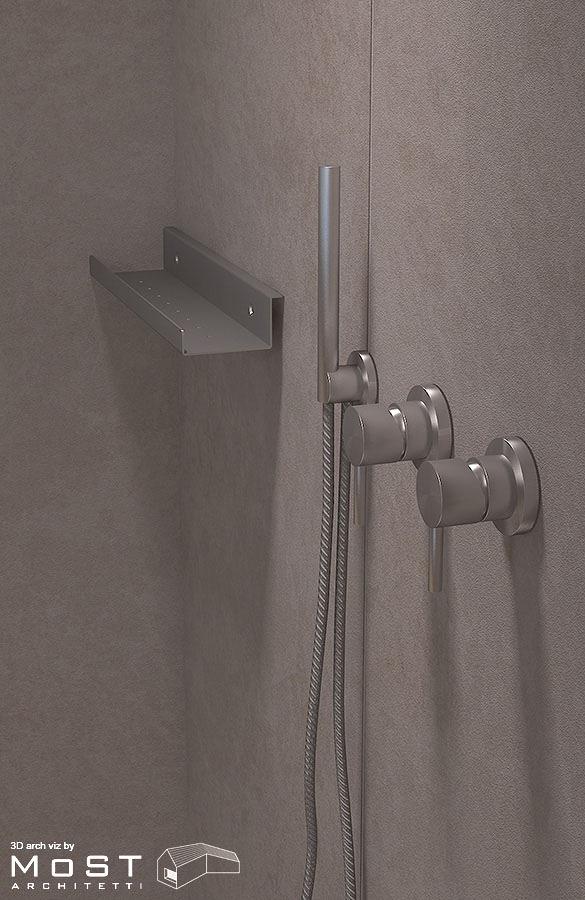 Progetto di ristrutturazione piccolo bagno idee - Progetto piccolo bagno ...