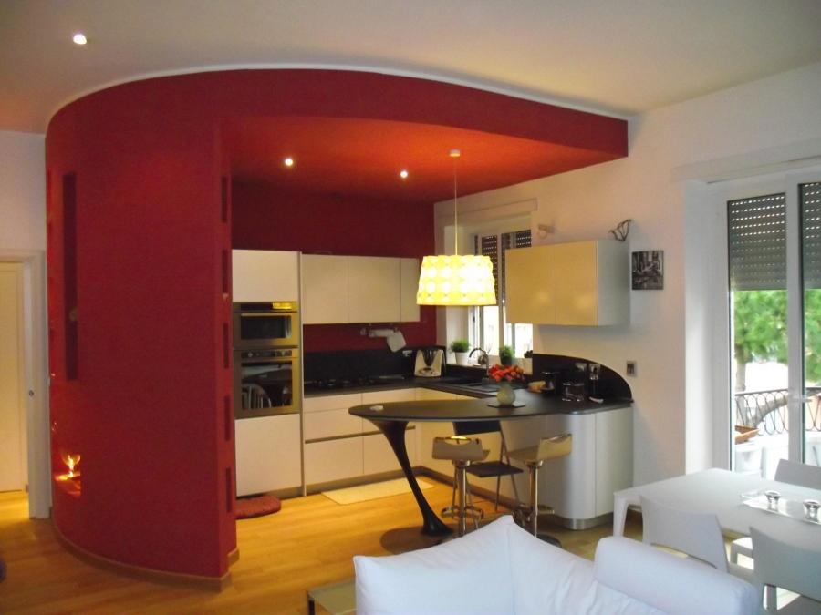 progetto e ristrutturazione casa roma zona prati | idee ... - Idee Ristrutturare Casa
