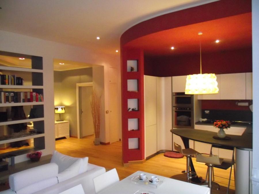 Progetto e ristrutturazione casa roma zona prati idee for Progetto ristrutturazione casa gratis