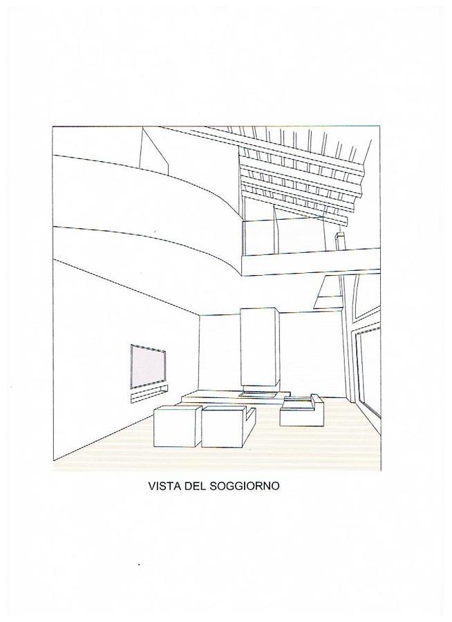 Progetto Soggiorno In 3d  Progetti Architetti