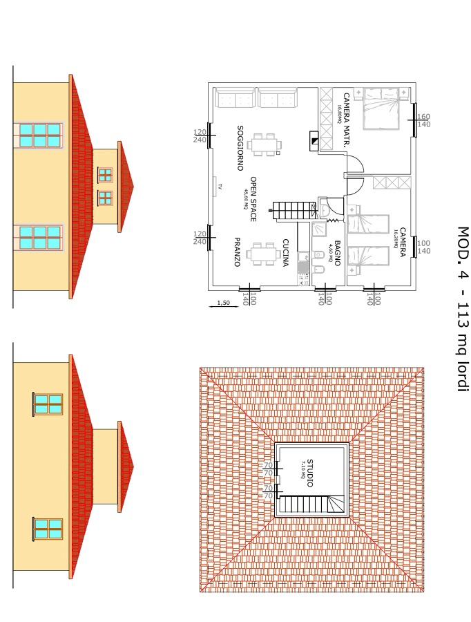 Progetto di costruzione edificio mod 4 progetti for Progetti di costruzione di garage