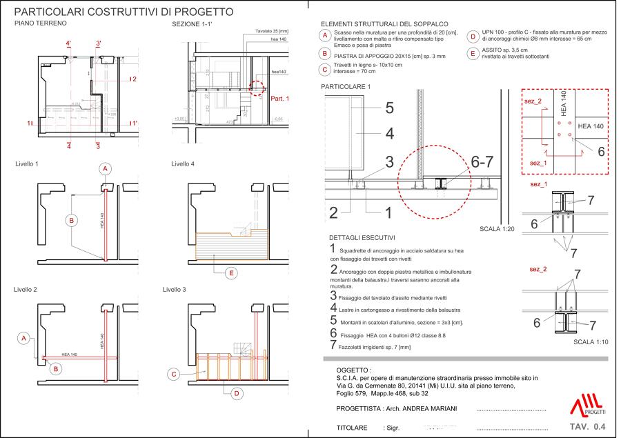 Progetto strutturale