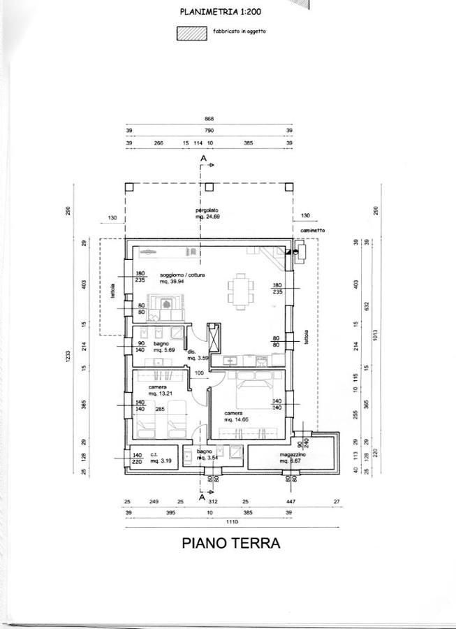 Progetto ristrutturazoione casa monesan idee for Idee piano terra