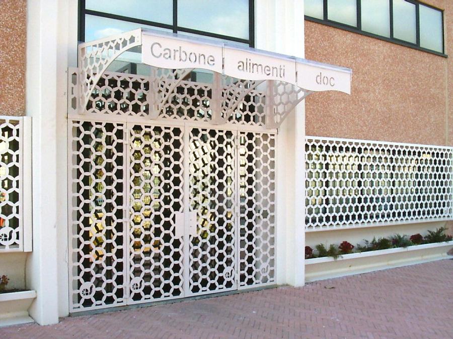 Foto protezioni per finestre e porte di edilsider sas di racconto giuseppe c 211163 - Protezioni per finestre ...