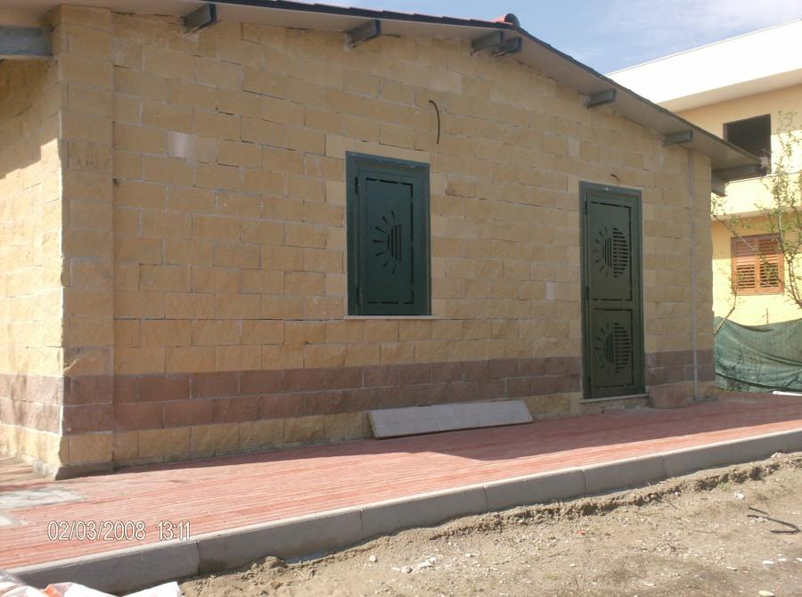 Foto protezioni per finestre e porte de edilsider sas di racconto giuseppe c 211166 - Protezioni per finestre ...
