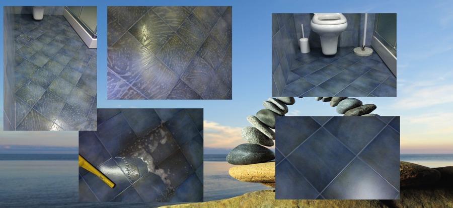Lavori pietranova idee pulizie for Pulizia bagno
