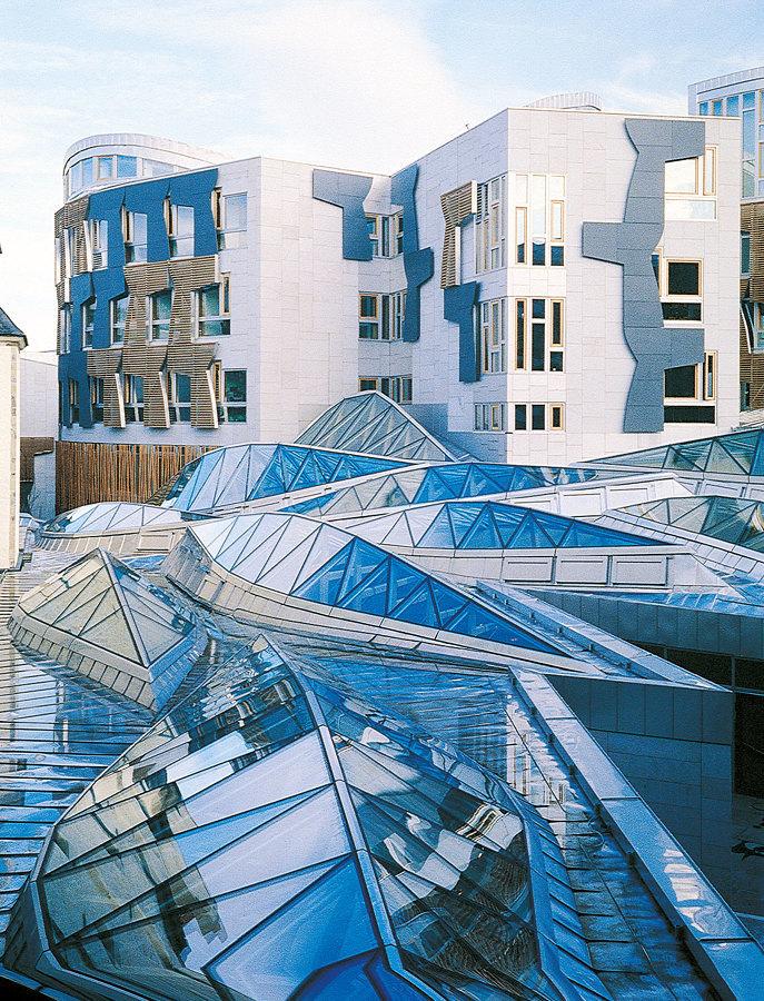 Benedetta tagliabue un 39 architetta famosa nel mondo for Lavorare in parlamento