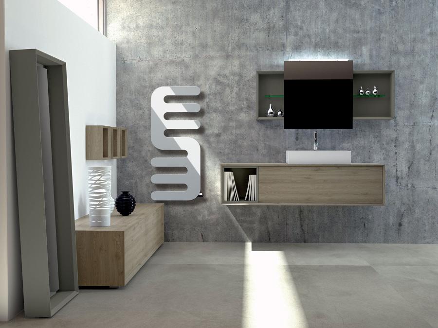 radiatori funzionali e di design: i termoarredi più belli | idee ... - Termosifoni D Arredo Per Bagno