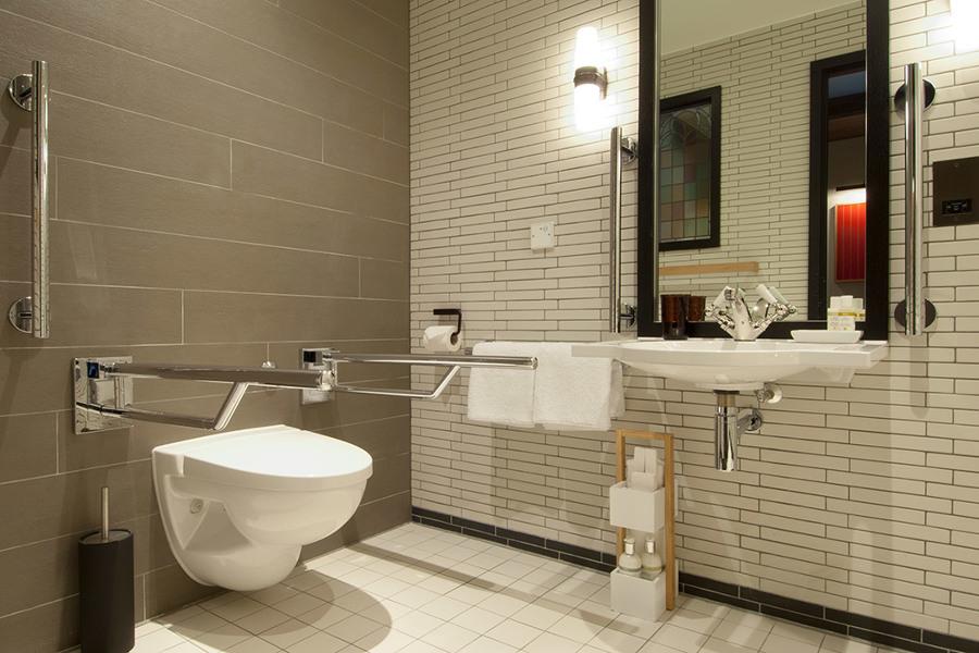 realizzare bagno per disabili