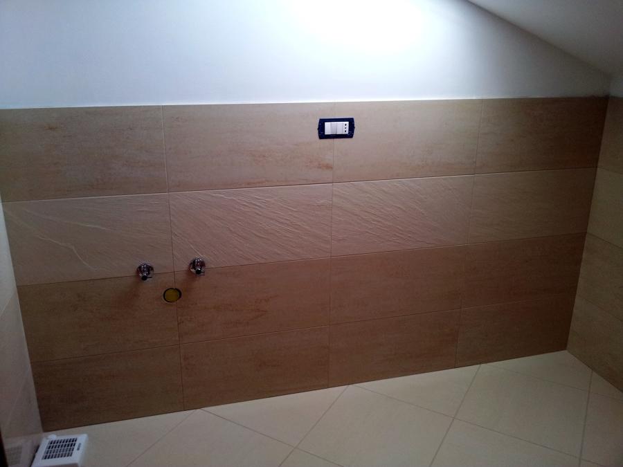 progetto realizzazione bagno in mansarda | idee ristrutturazione bagni - Realizzazione Bagni Moderni