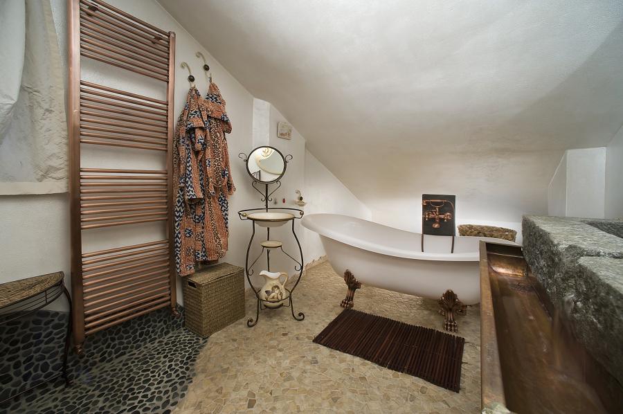 Bagno Beige E Marrone : Arredo bagno marrone e beige bello bagno tortora arredare la casa