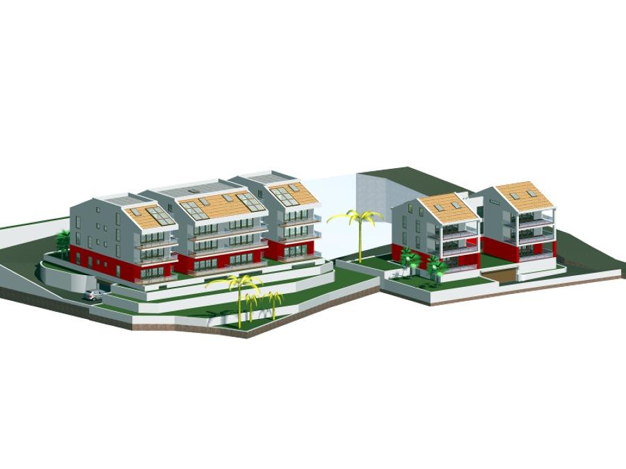 Realizzazione complesso residenziale in Croazia