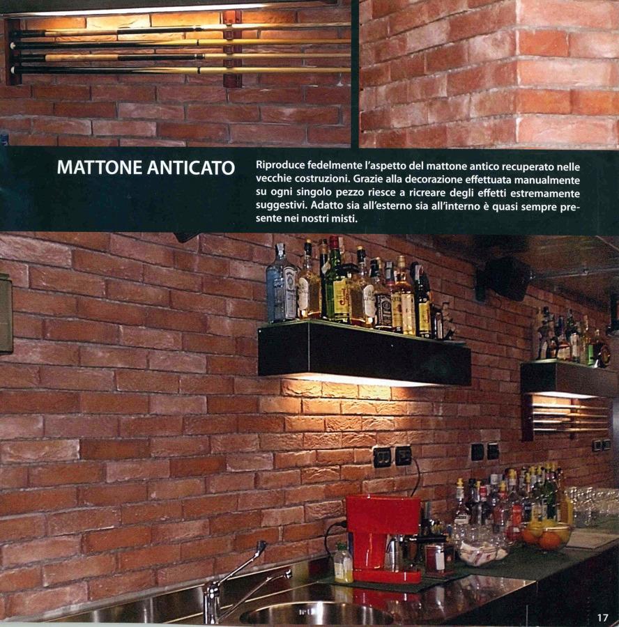"""Realizzazione in """"Mattone A Secco """""""