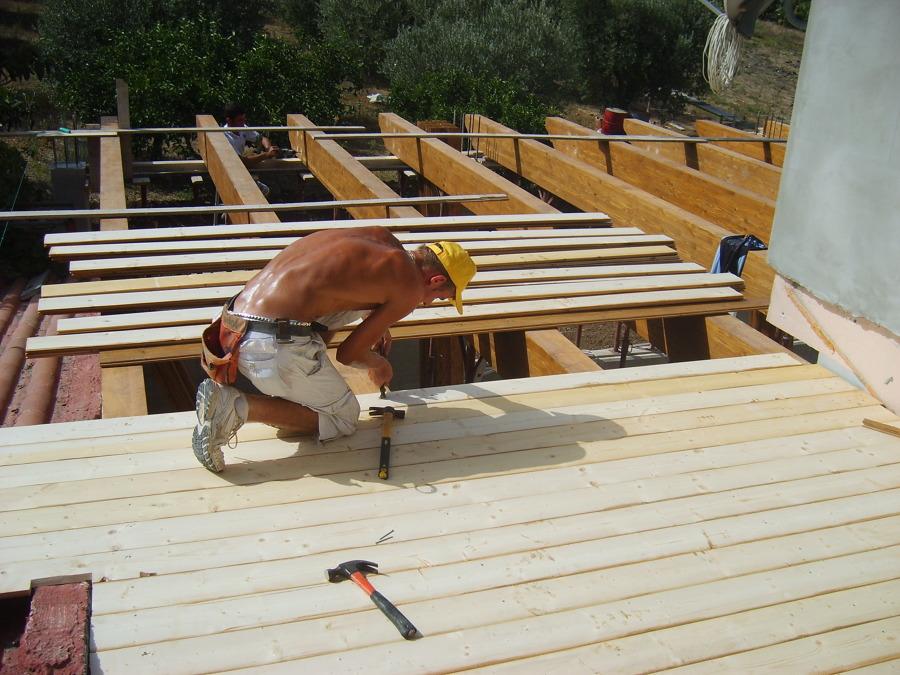 Foto: Realizzazione Solaio Per Garage e Terrazzo di E.M.Style ...