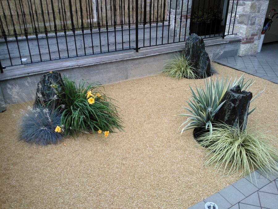 Aiuola zen amazing giardino zen giapponese foto nanopress for Aiuola zen