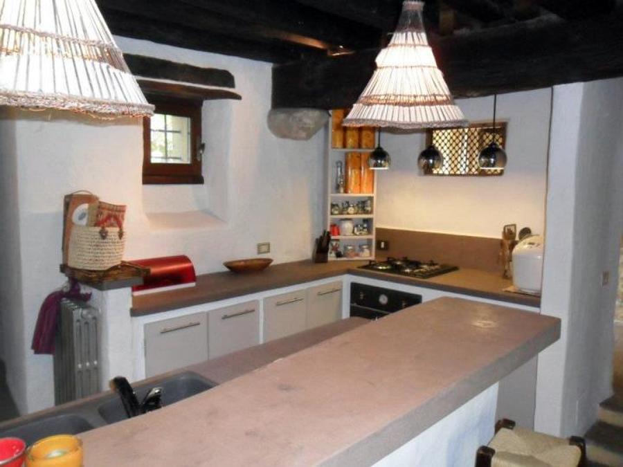 Relooking di una cucina: DOPO