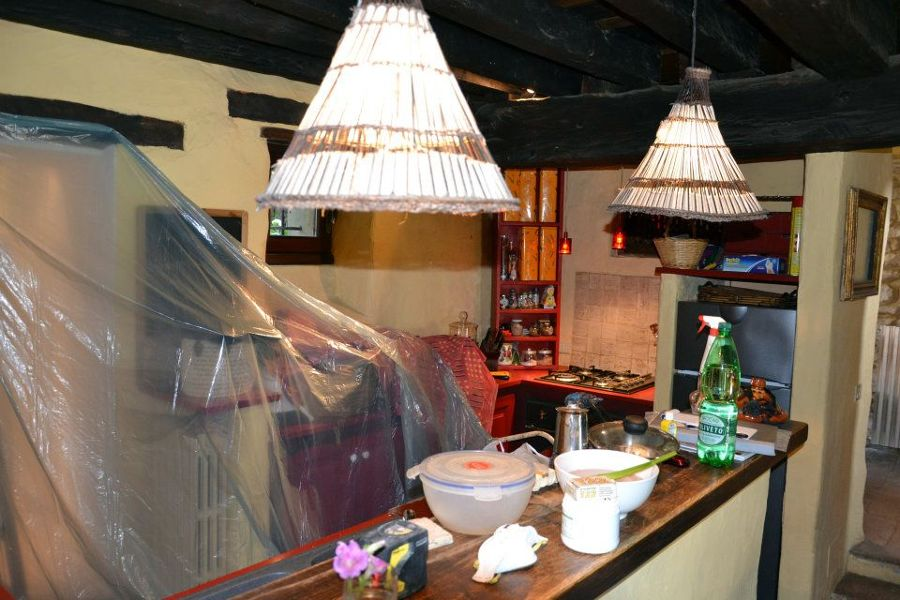 Relooking di una cucina: PRIMA