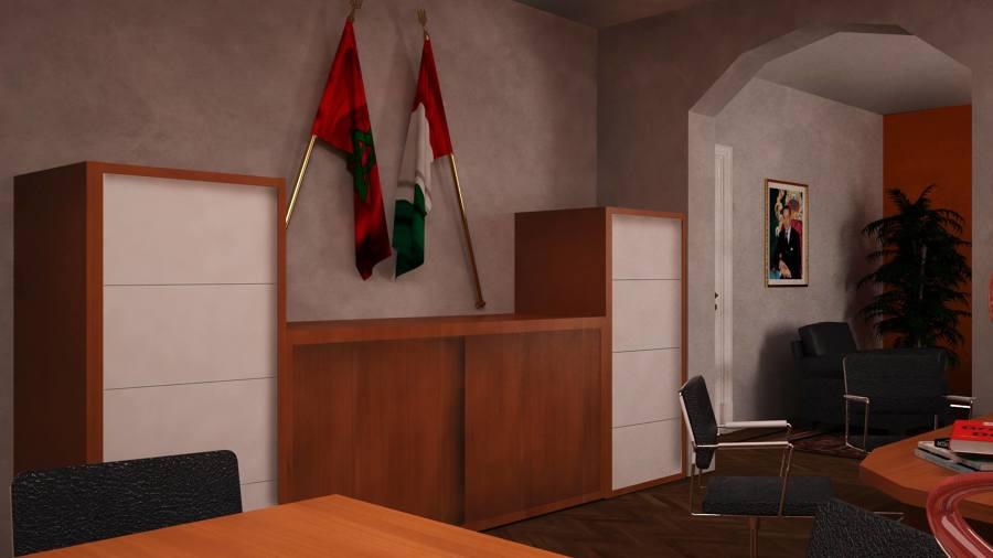 Render per Uffici