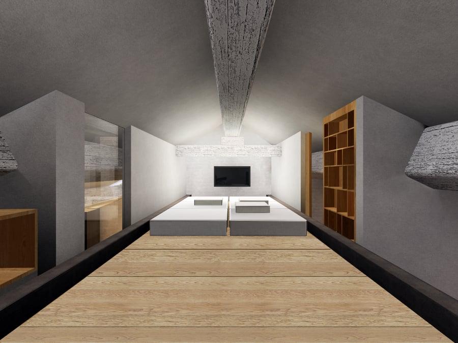 Progetto ristrutturazione casa centro storico idee for Progetto casa ristrutturazione