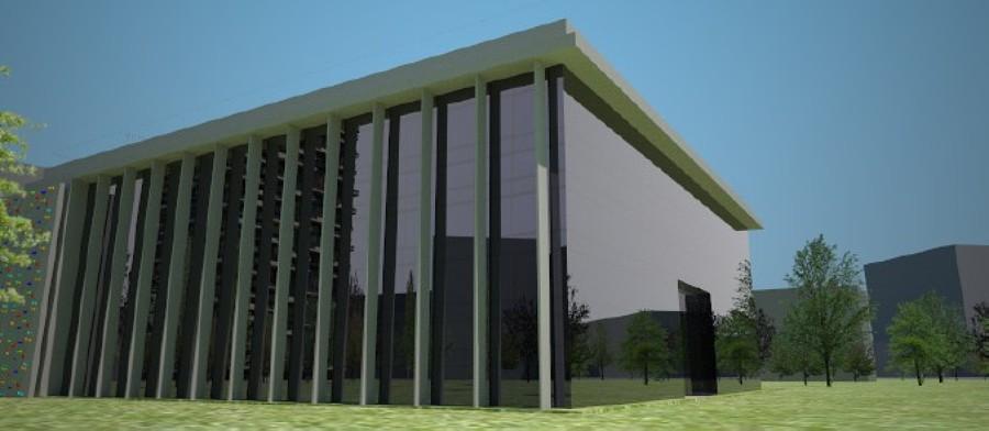 Progetto realizzazione del centro civico a milano zona for Progettazione passiva della cabina solare