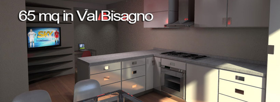 Rendering 3D Living