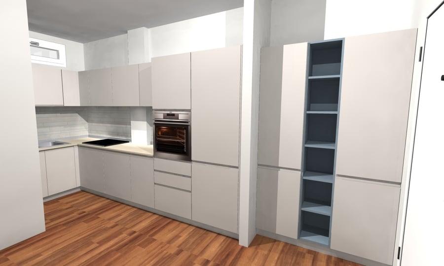 Casa r2 manutenzione straordinaria appartamento estivo for Zamagni arredamenti