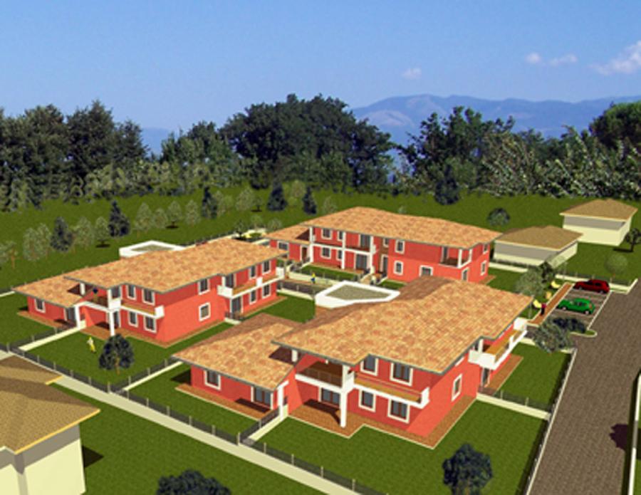 Progetto costruzione residence sole progetti costruzione for Progetti di costruzione di garage
