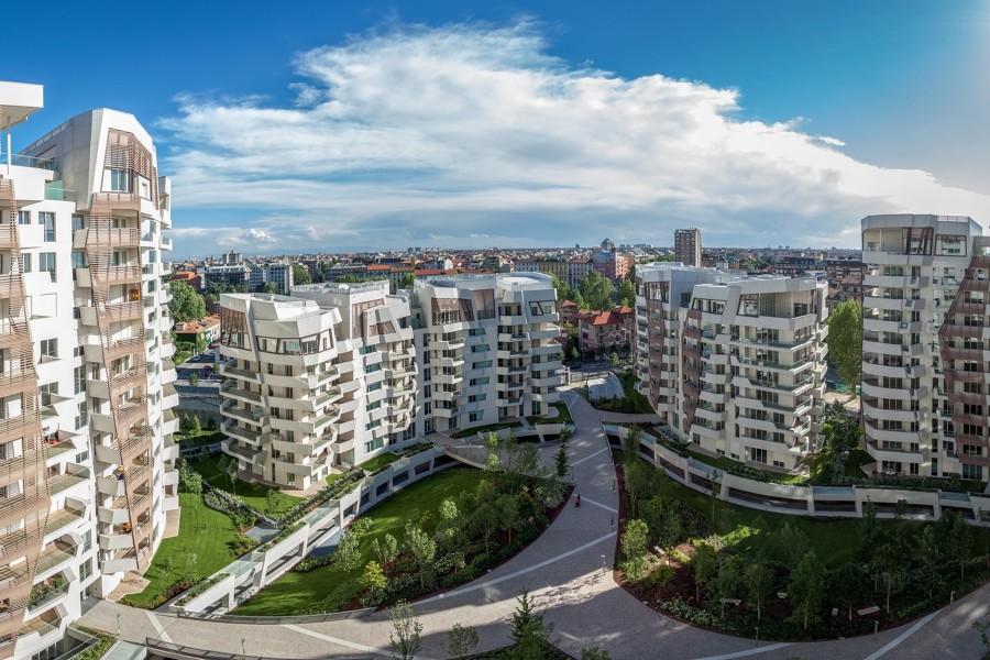Residenze Libeskind a CityLife