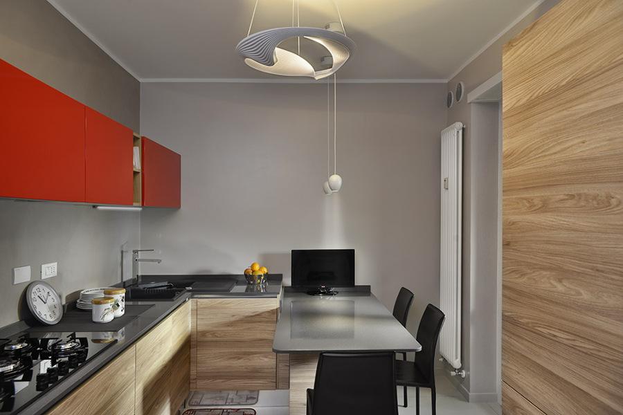 Foto: Resina e Legno In Cucina di Verde Mattone Srl #302548 ...