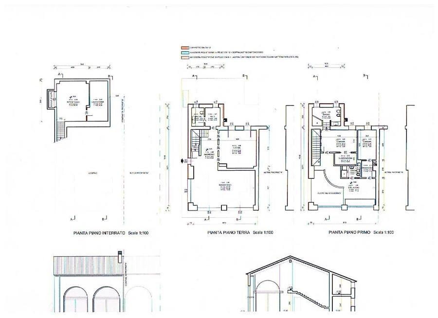 Progetto restauro casale idee ristrutturazione casa for Cercatore di progetti di casa