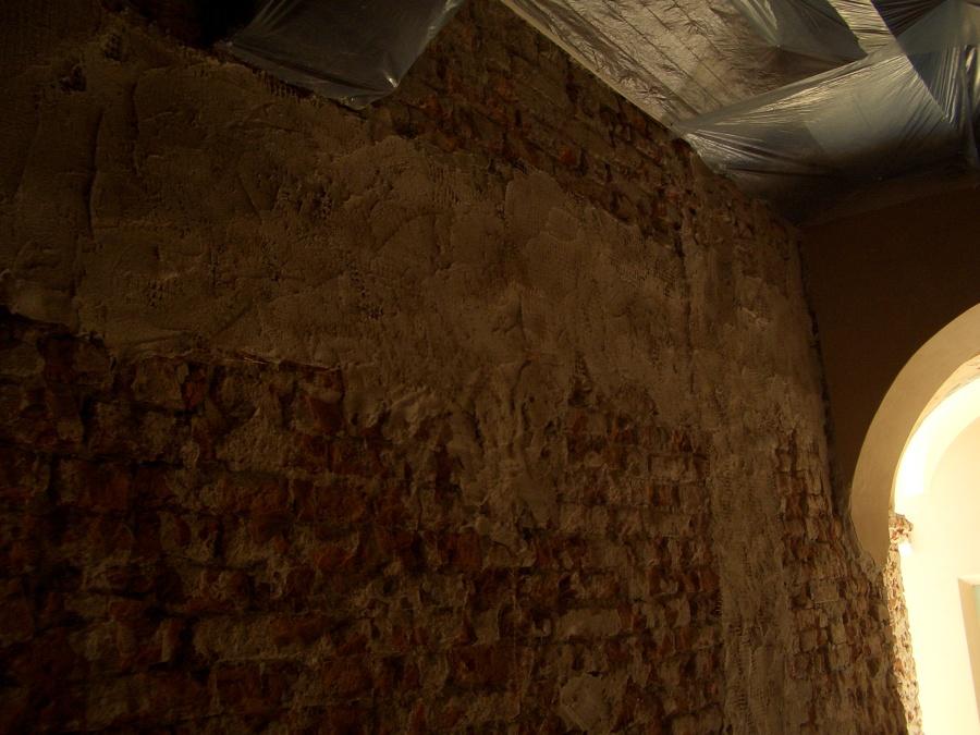 Foto restauro conservativo intonaci e murature di savazzi for Restauro conservativo