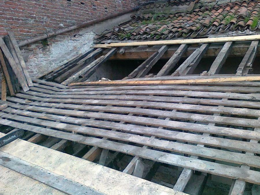 Restauro della copertura del Duomo