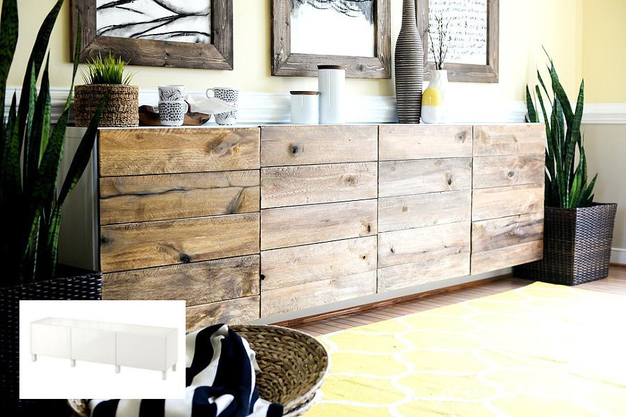 Credenza Bagno Ikea : Arredamento rustico ikea bagno mobili stile antico sospesi x