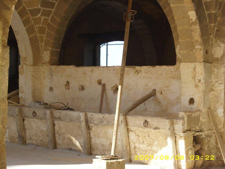 Ricostruzione e riqualificazione del Baglio San Miceli