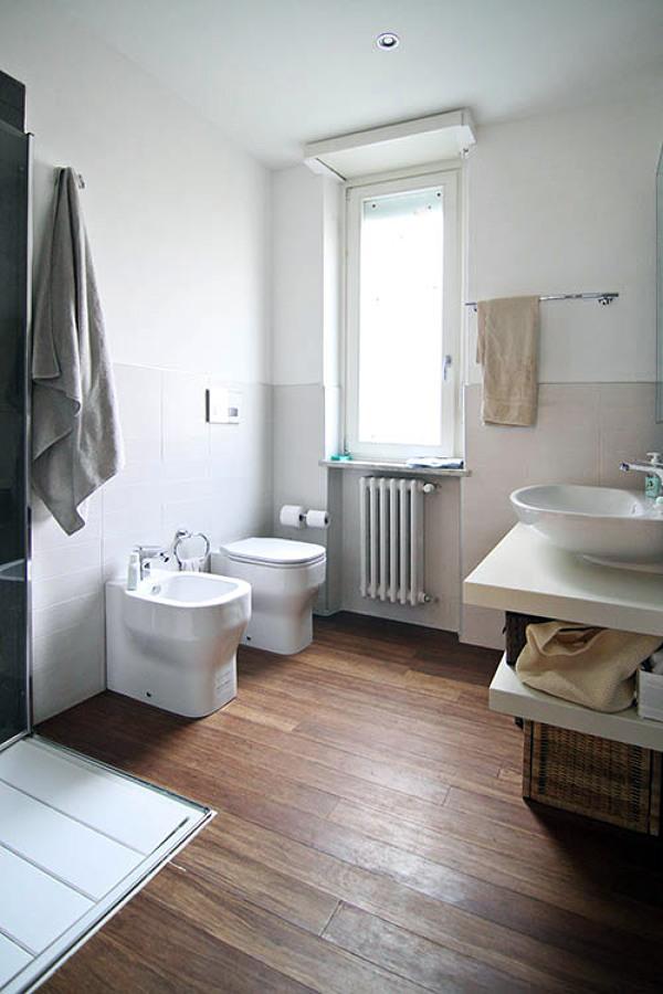 Progetto e ristrutturazione alloggio 90 mq idee - Progetto bagno 2 mq ...