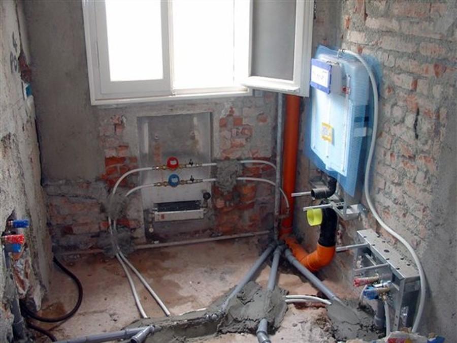 Impianto Idraulico Bagno Multistrato.Impianto Idraulico Bagno Fai Da Te Spazio