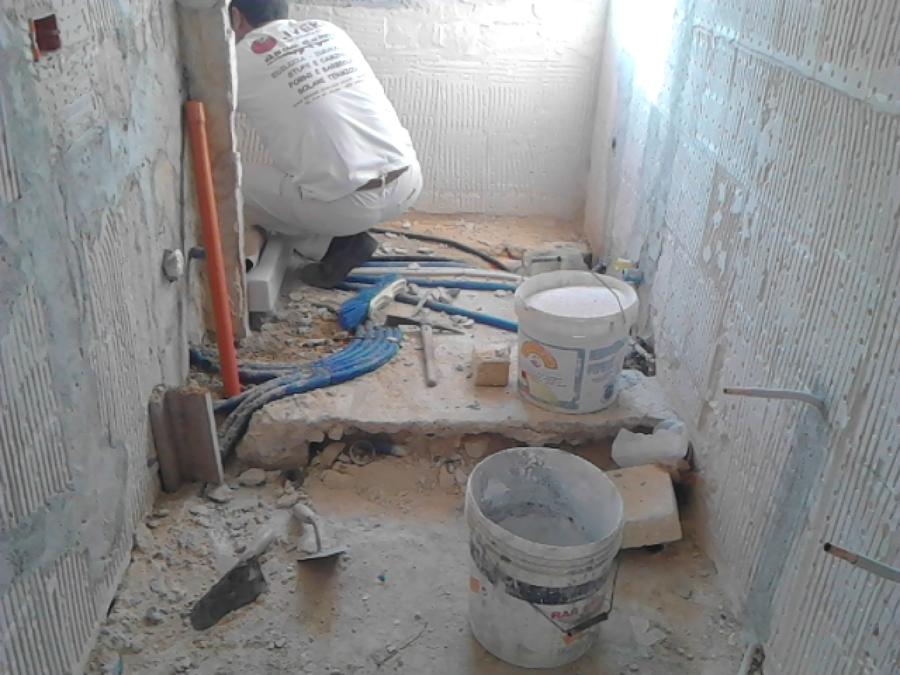 Foto rifacimento bagno di tabbone carmela 215536 - Rifacimento bagno ...