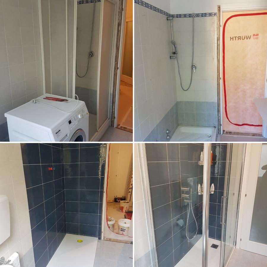 Rifacimento box doccia idee ristrutturazione casa - Idee box doccia ...