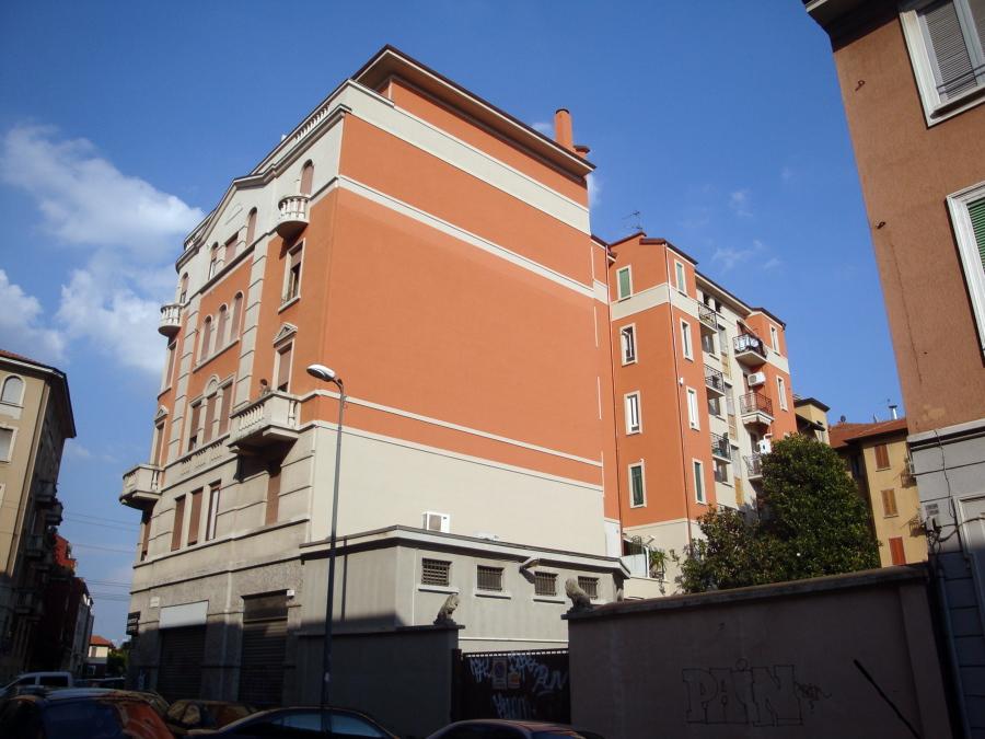 Rifacimento facciate Milano