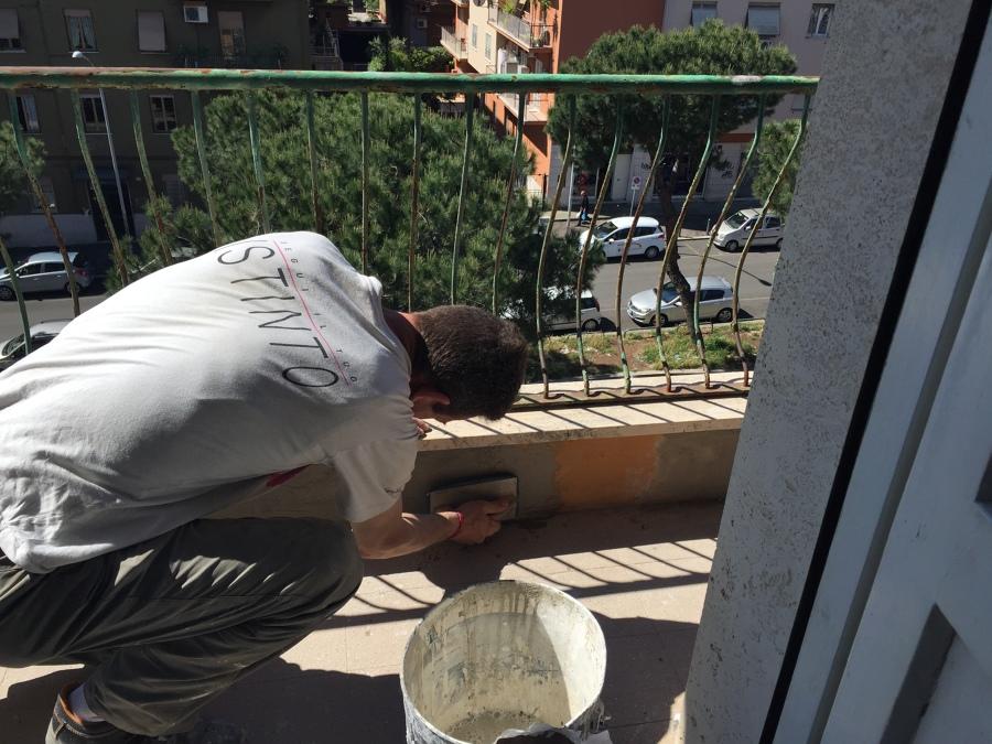 Rifacimento Pavimentazione Balconi