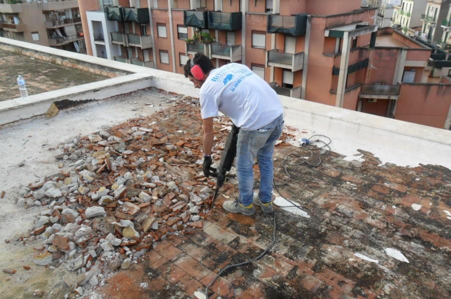 Foto: Rifacimento Terrazzo Condominiale di Impresa Rinnovacasa ...