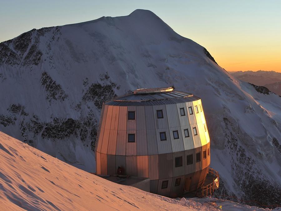 I rifugi di montagna pi belli e sorprendenti idee for Rifugio in baita di montagna