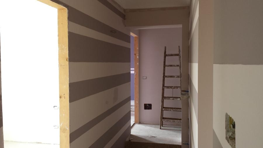 Camera A Righe Verticali : Foto: righe nel corridoio di bellinfante pier luigi #168573