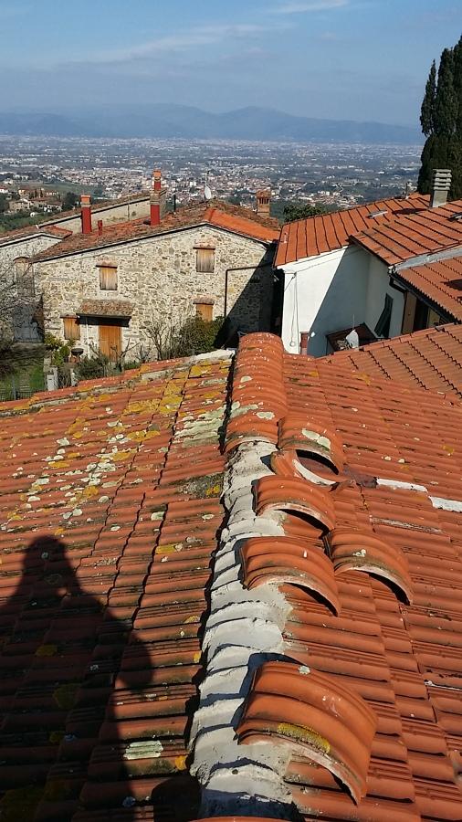 Riparazione tetto condominiale