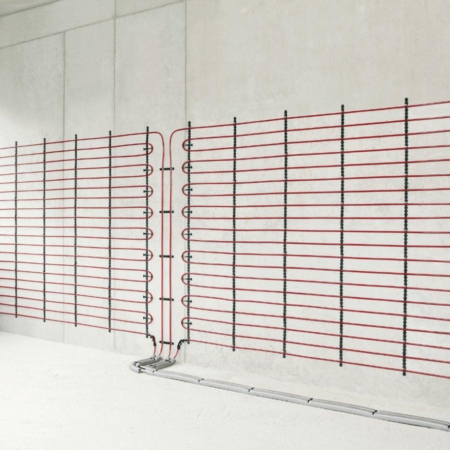 Riscaldamento a pavimento vs a parete idee riscaldamento for Stufa radiante a risparmio energetico