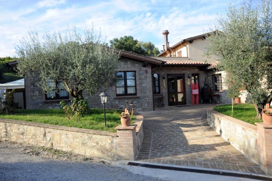 Ristorante L'Antico Casale_Ramazzano, Perugia