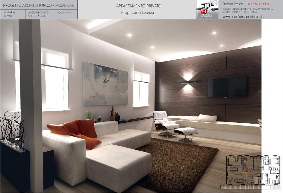 Foto ristrutturazione appartamento civitavecchia rm for Progetto ristrutturazione casa gratis