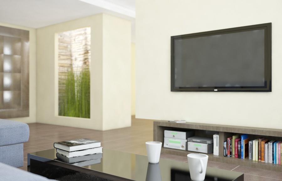 Ristrutturazione appartamento con arredi su misura