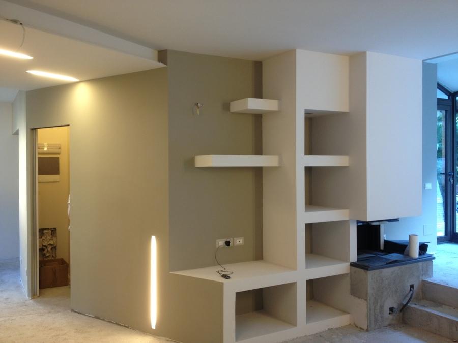 Progetto appartamento con veranda sul giardino idee for Idee ristrutturazione appartamento