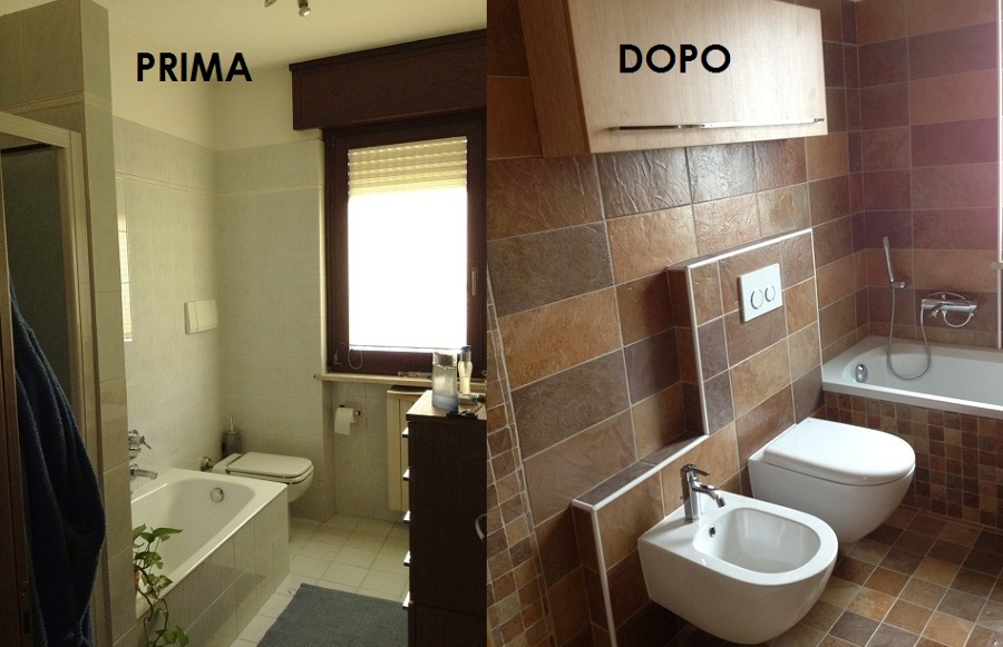Idee per rifare il bagno jr84 regardsdefemmes - Rifare il bagno da soli ...